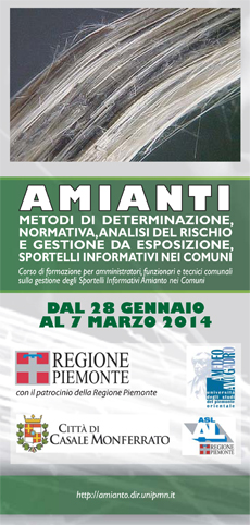 download brochure Corso Regionale Amianti